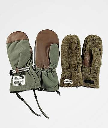Burton Hi-Five Clover Snowboard Mittens