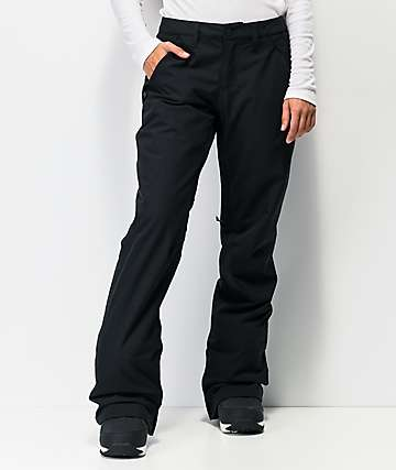 Burton Society True Black 10K Snowboard Pants