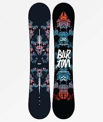 Burton Stylus 2020 tabla de snowboard para mujeres