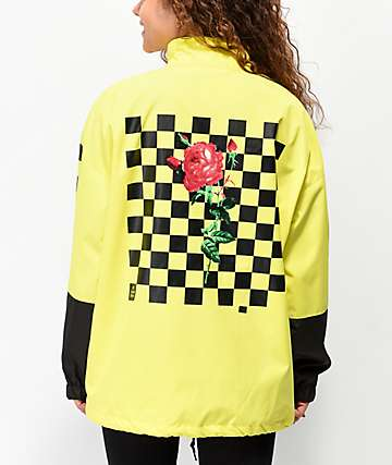 By Samii Ryan Let Me Go Colorblock Windbreaker Jacket