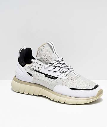 CU4TRO Striker Muska Frost Knit Shoes
