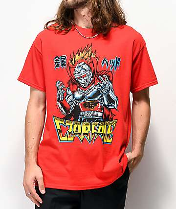 CZARFACE Fire Czar Red T-Shirt