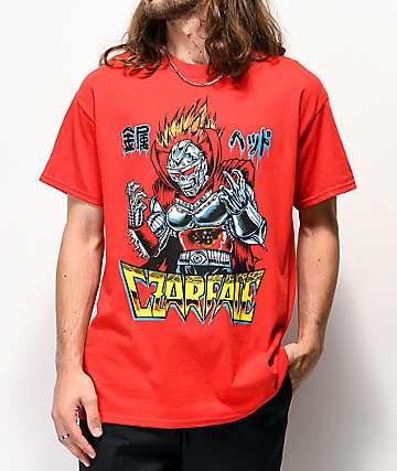 CZARFACE Fire Czar camiseta roja