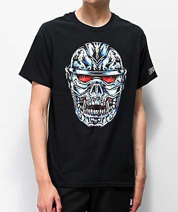 CZARFACE Metalhead Black T-Shirt