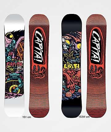 Capita Horrorscope tabla de snowboard 2019