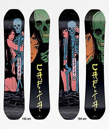 Capita Indoor Survival tabla de snowboard 2019