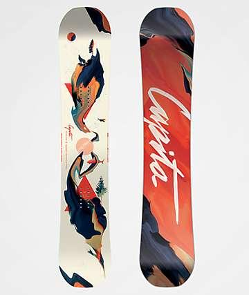 Capita Space Metal Fantasy 2020 tabla de snowboard para mujeres