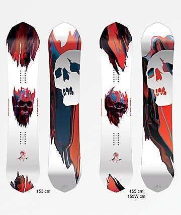 Capita Ultrafear tabla de snowboard 2019
