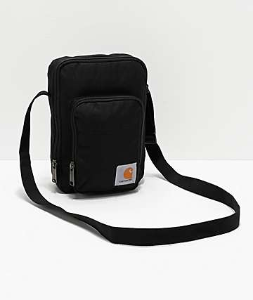 Carhartt Legacy Black Shoulder Bag