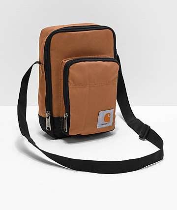 Carhartt Legacy bolso de hombro marrón