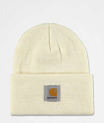 Carhartt Watch Winter gorro blanco