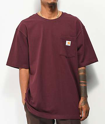 Carhartt Workwear Port Pocket T-Shirt