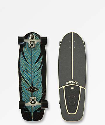 """Carver Knox Quill 31.25"""" Cruiser Complete"""