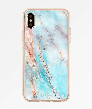 Casery Frosty Marble X, XS Phone Case