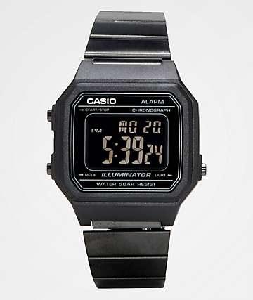 Casio B650WB-1BVT Vintage Black Digital Watch