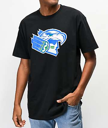 Casual Industrees Fan Brah camiseta negra