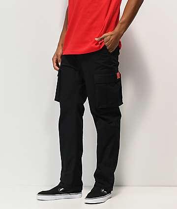 Casual Industrees x Rainier 6 Pant pantalones cargo negros