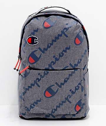 Champion Advocate Grey Backpack