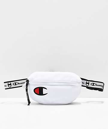 Champion Attribute 2.0 White Fanny Pack
