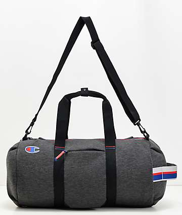Champion Attribute Grey Duffle Bag