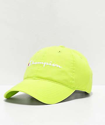 Champion Chilled Mint Strapback Hat