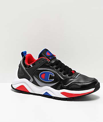 Champion NXT Stealth BlacK Shoes