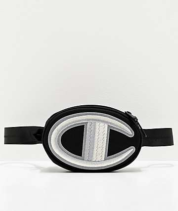 Champion Prime Novelty Black Fanny Pack