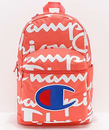 Champion Supercize 2.0 Coral Backpack