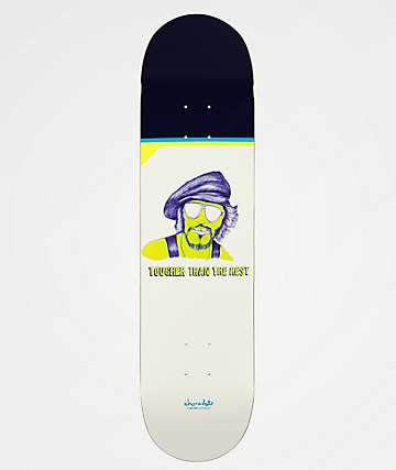 "Chocolate Alvarez Truth Seeker 8.0"" Skateboard Deck"