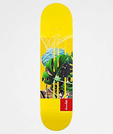 "Chocolate Anderson Divine Sublime 8.0"" Skateboard Deck"