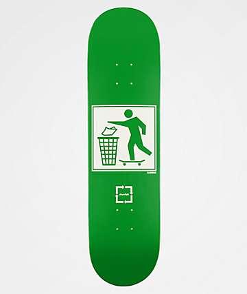 "Chocolate Eldridge One Off Pick Up 8.25"" Skateboard Deck"