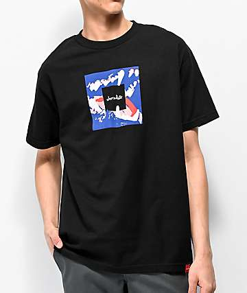 Chocolate Gnash Black T-Shirt