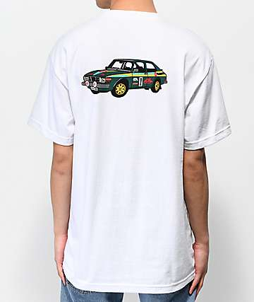 Chocolate Rally White T-Shirt