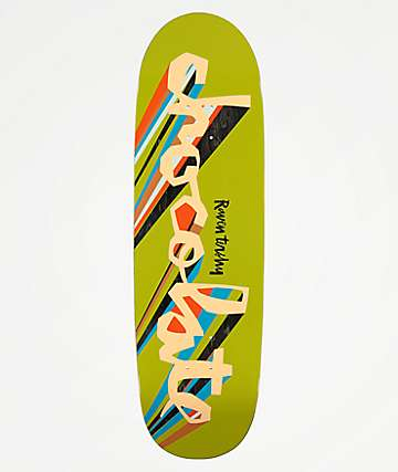 "Chocolate Raven OG Chunk Powerslide 9.25"" Skateboard Deck"