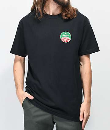 Chocolate Stevedore Black T-Shirt