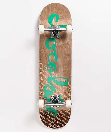 "Chocolate Tershy OG Chunk 8.0"" Skateboard Complete"