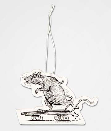 Chomp Skate Rat Air Freshener