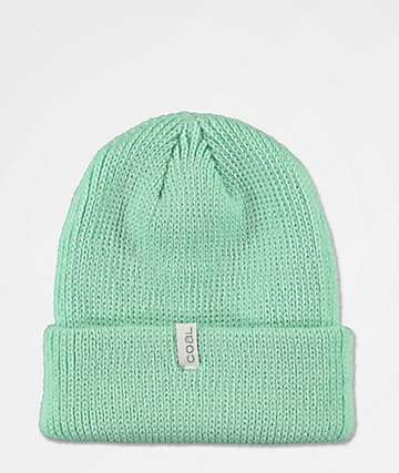 Coal Frena Mint Beanie