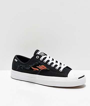 Zapatos de skate Converse Negro | Zumiez