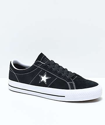 converse one star nere