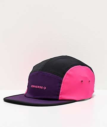 Converse Swap Out Purple & Pink 5-Panel Hat