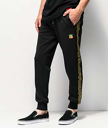 Cookies Sol Poly pantalones deportivos negros