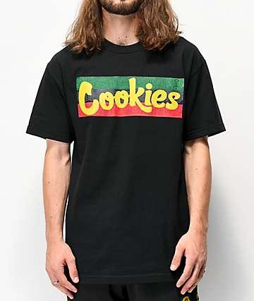 Cookies Sol Thin Mint Black T-Shirt