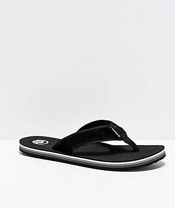 Cords Venice Black Sandals