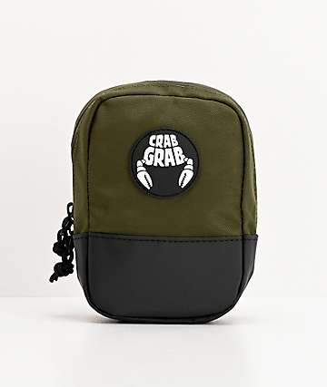 Crab Grab Green Binding Bag