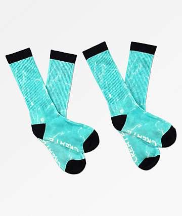 Create 2 Pack Water Socks