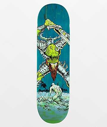 """Creature Batallion VX 8.6"""" Skateboard Deck"""