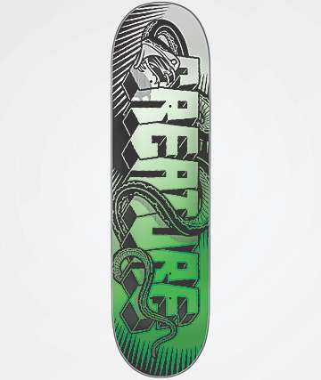 "Creature Giant Serpents UV 8.0"" Skateboard Deck"