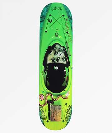 "Creature Gravette Yak Attack 8.25"" Skateboard Deck"