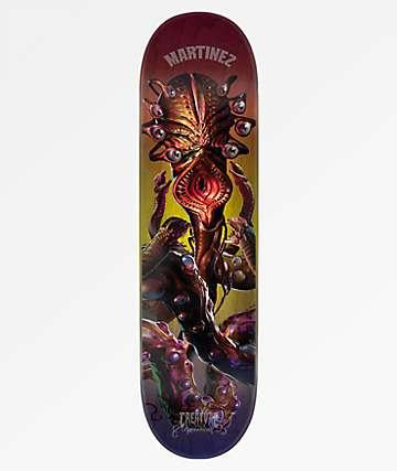 """Creature Megabeast Martinez 8.5"""" Skateboard Deck"""